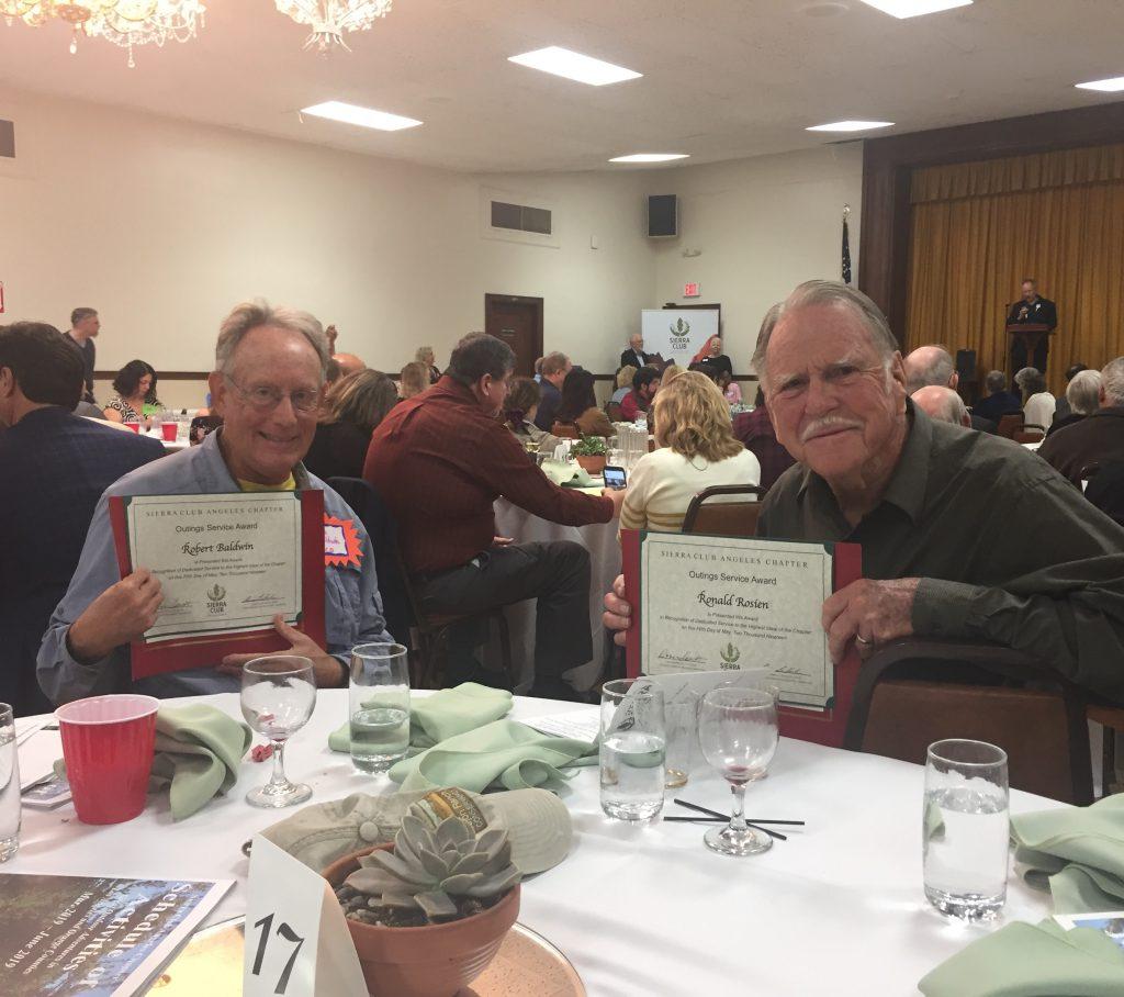 Bob Baldwin & Ron Rosein